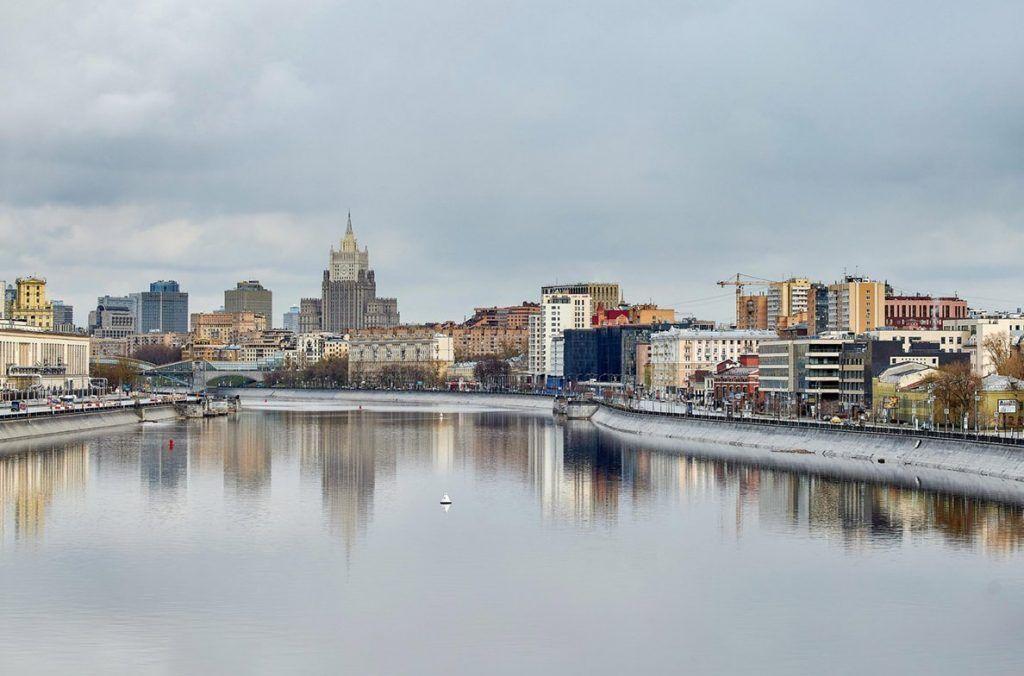 По методике ВОЗ в Москве один из самых низких уровней смертности. Фото: сайт мэра Москвы