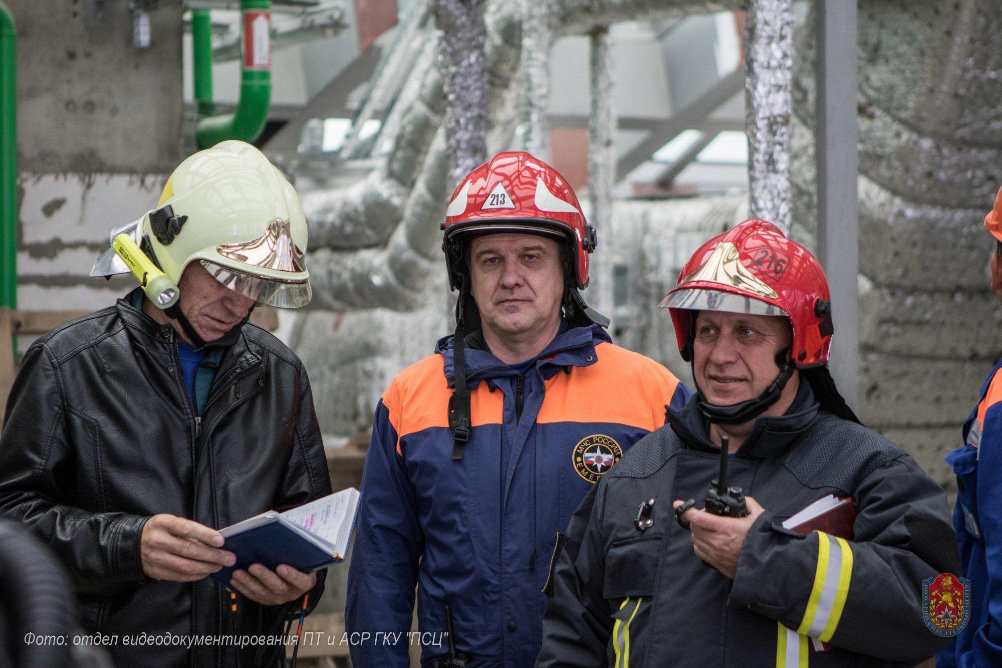 Пожарная безопасность ВДНХ находится под надежной охраной профессионалов