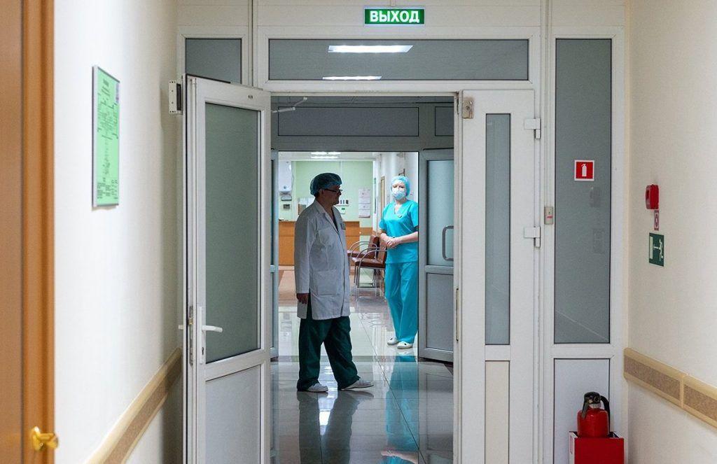 Врач: Ошибка в диагностике COVID-19 в Москве практически сведена к нулю. Фото: сайт мэра Москвы
