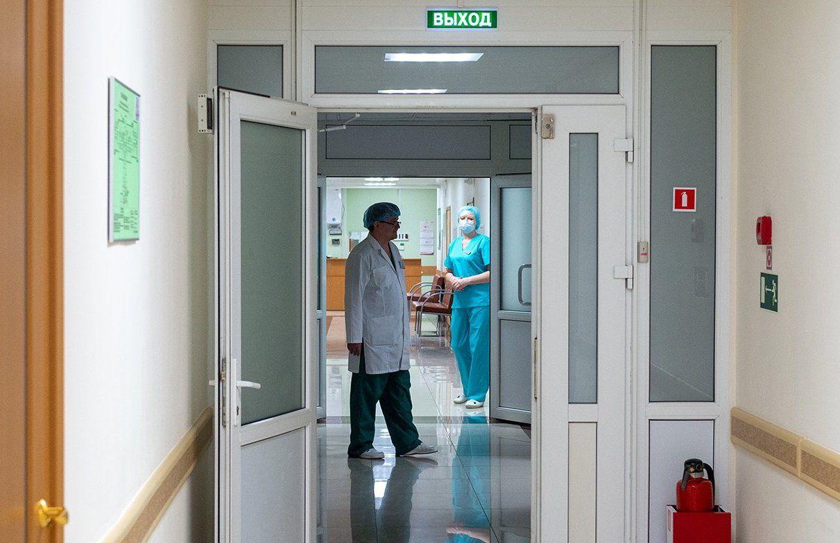 Врач: Ошибка в диагностике COVID-19 в Москве практически сведена к нулю