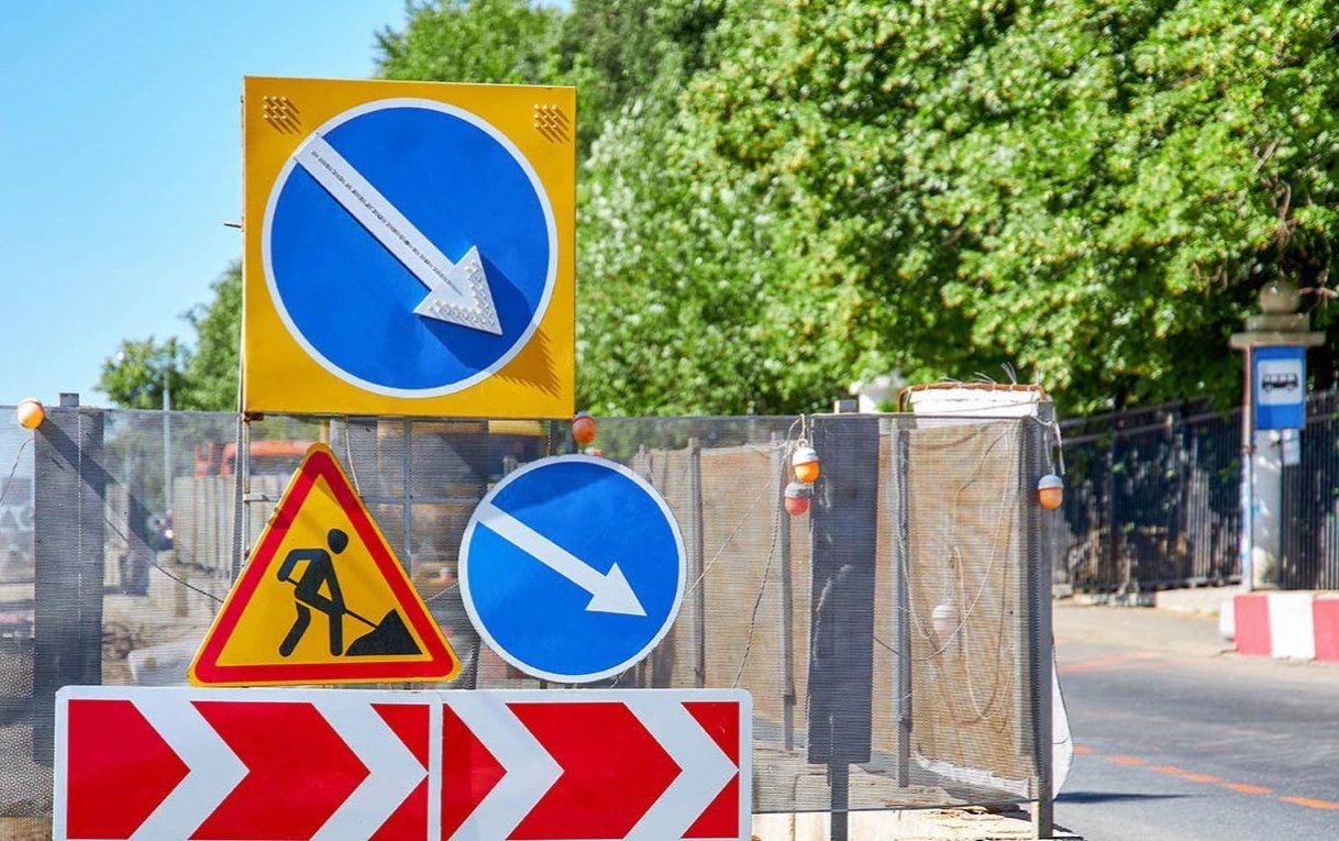 Временные ограничения для транспорта введут на нескольких улицах Нагатинского Затона