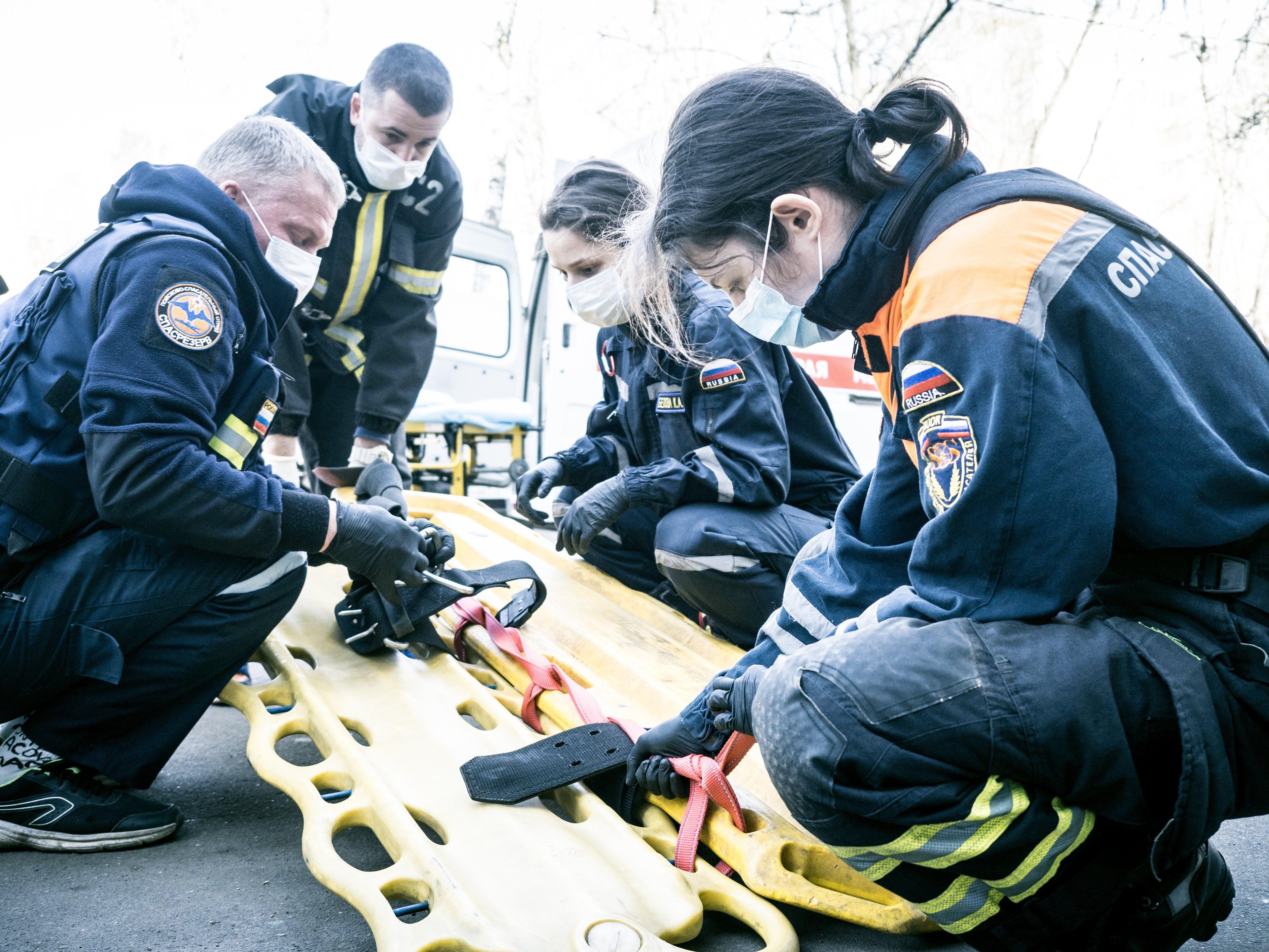 Взаимодействие Системы 112 Москвы и «СпасРезерва» помогает спасать людей