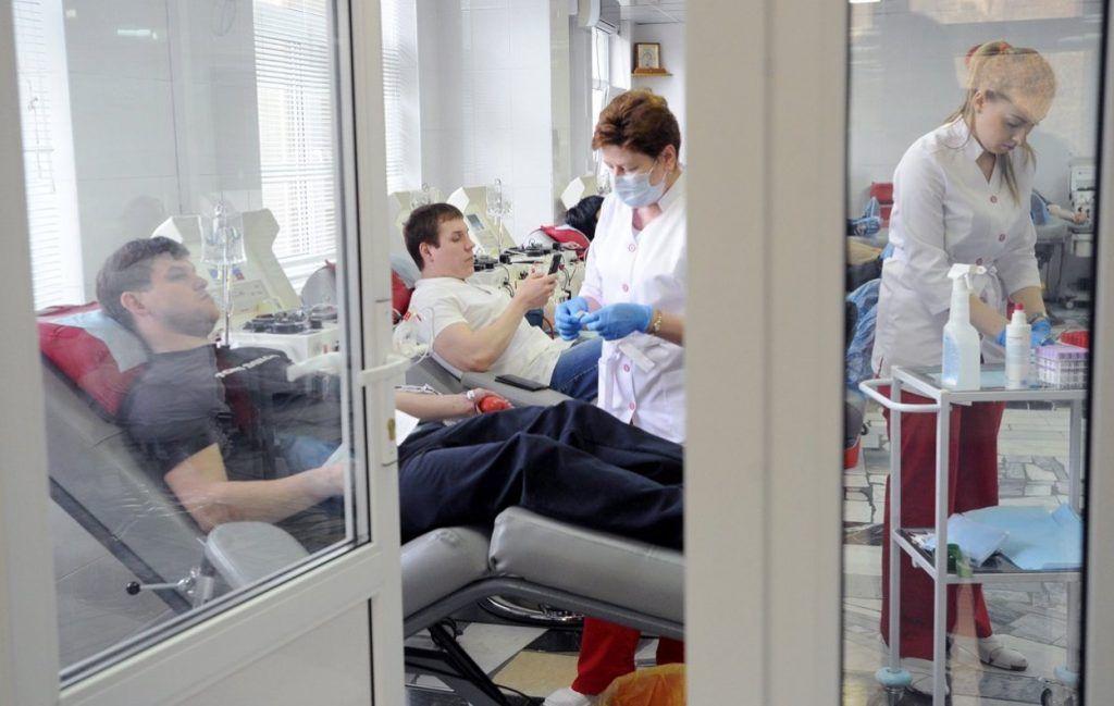 Доноры в Москве получили подарки в честь Всемирного дня донора. Фото: сайт мэра Москвы