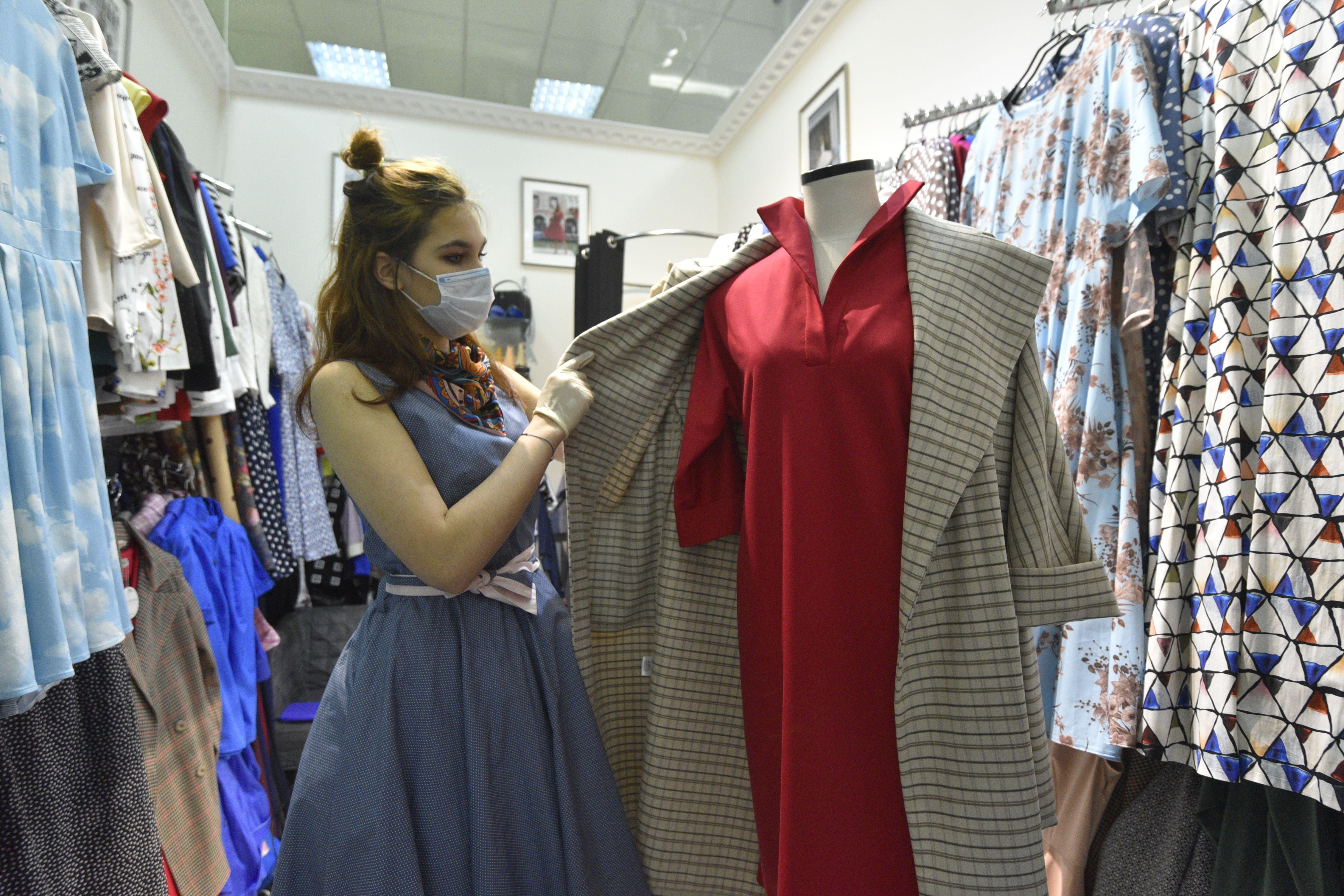 Открытия магазинов ждали тысячи москвичей