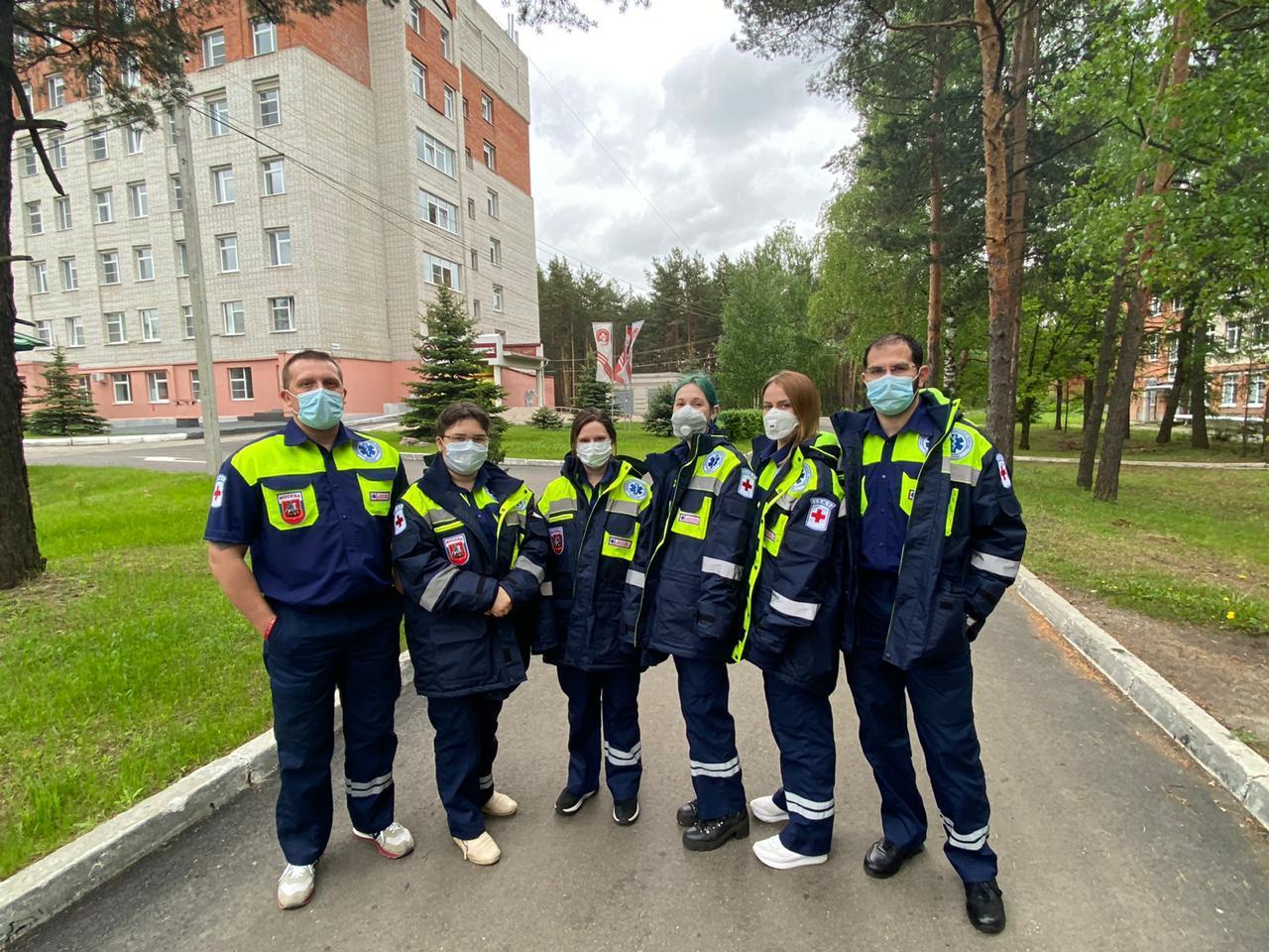 Врач Павловской больницы отправился бороться с COVID-19 во Владимирскую область