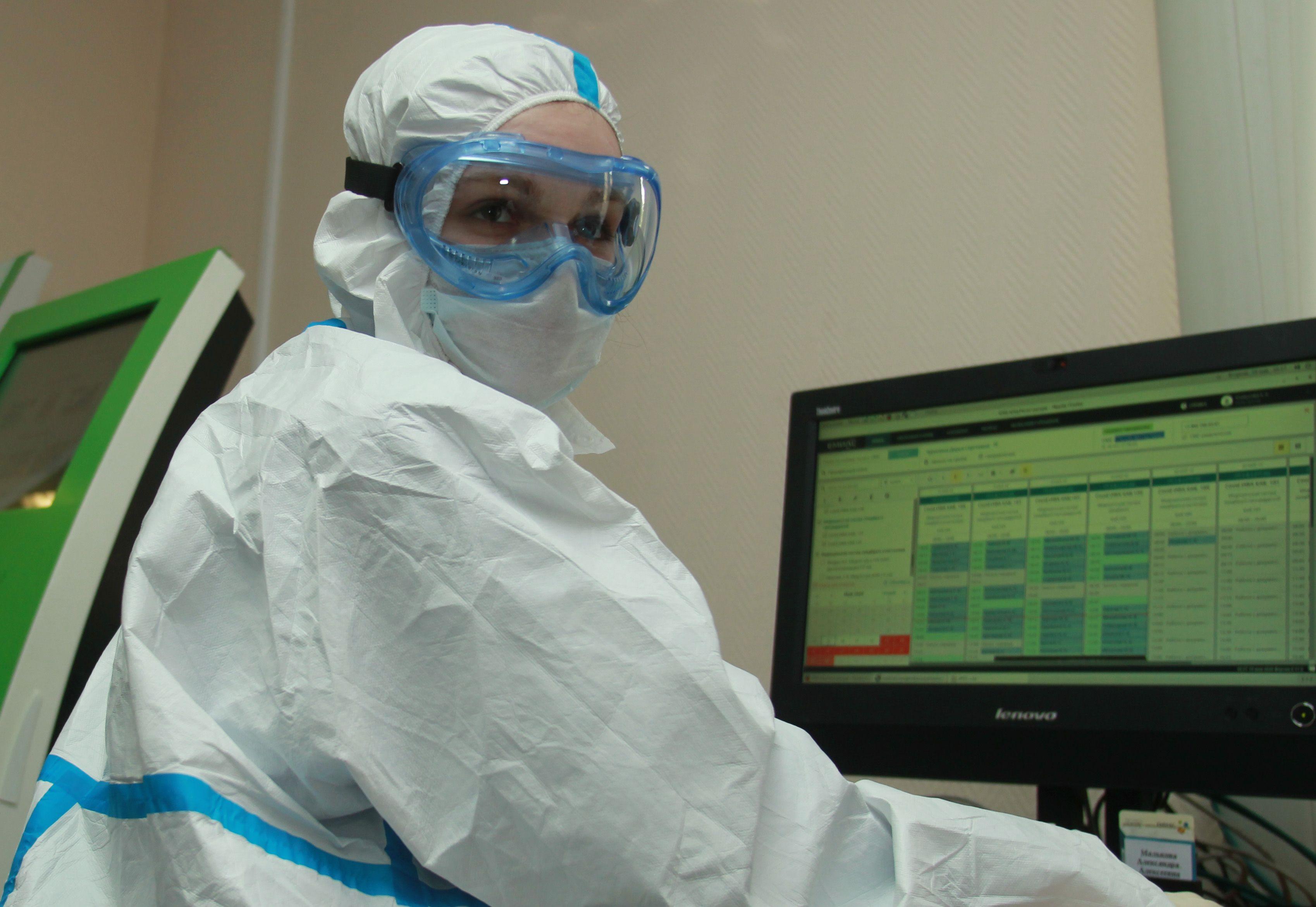 Москва спасла 65 тысяч тяжелых больных за время пандемии