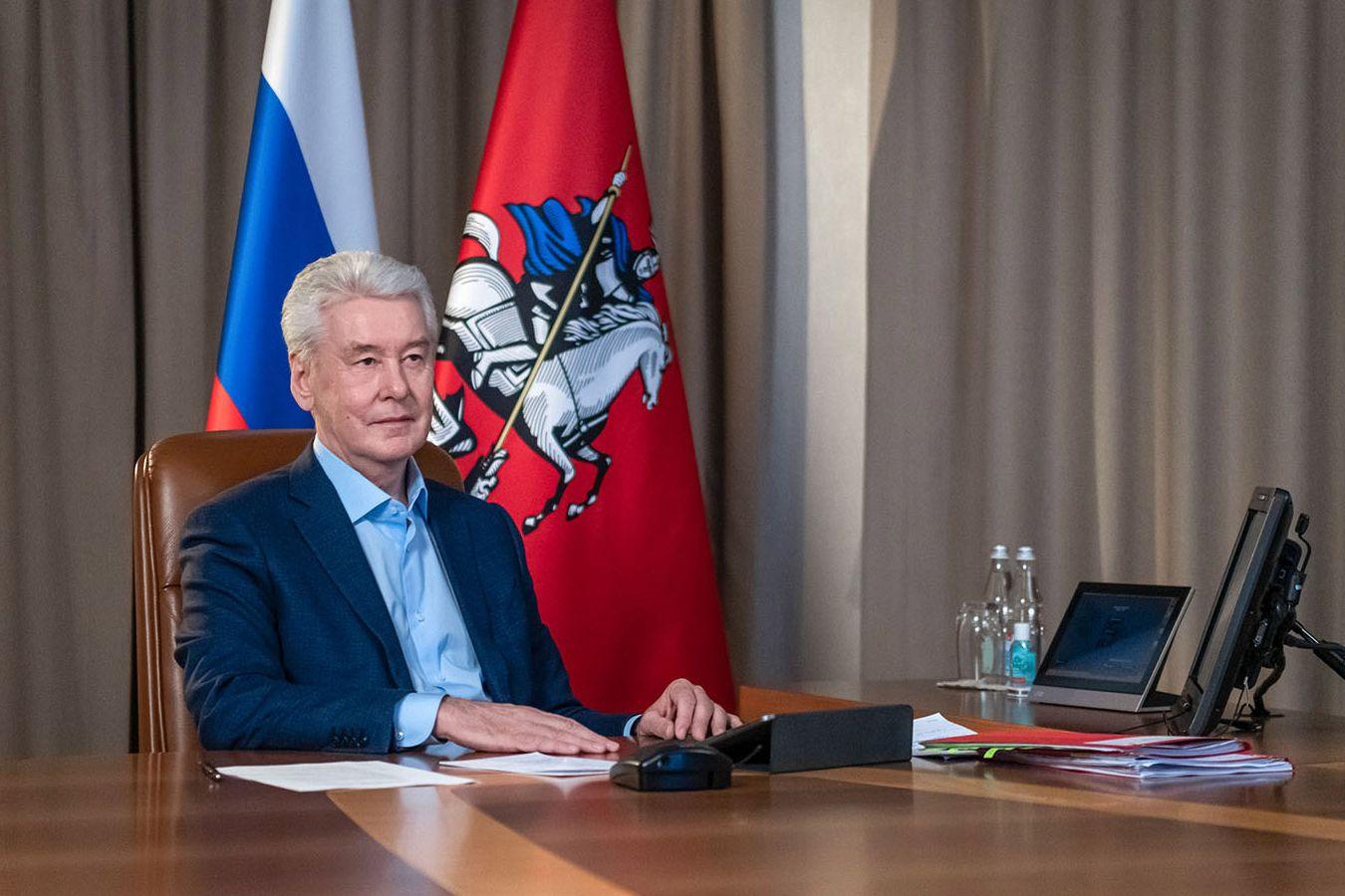 Собянин: Донорами крови стали более 80 тыс москвичей