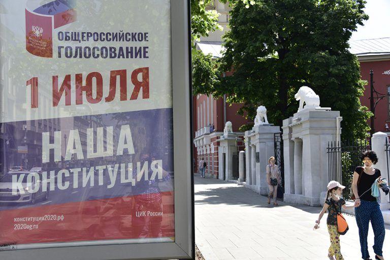 Наблюдатели заявляют об отсутствии нарушений на участках в Москве