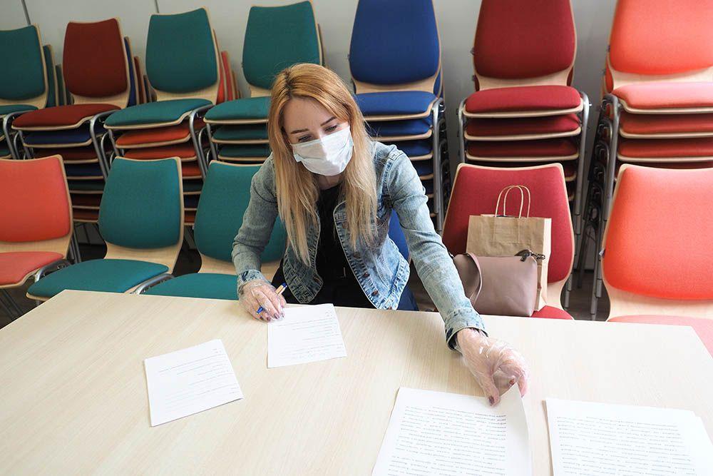Более 20 тыс. человек записались в наблюдатели на голосовании по поправкам в Конституцию в Москве