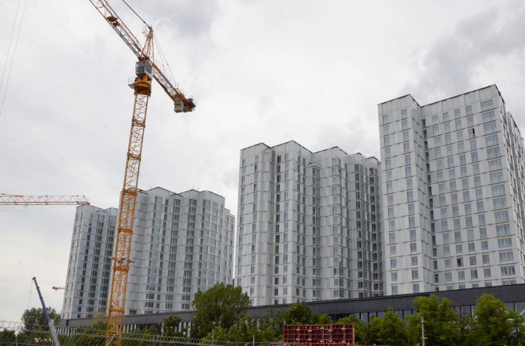 Новый жилой микрорайон появится в Чертанове Южном. Фото: Анна Быкова