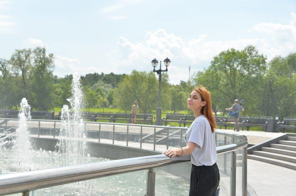 Эксперты обсудят парки в «Царицыне». Фото: Пелагия Замятина, «Вечерняя Москва»