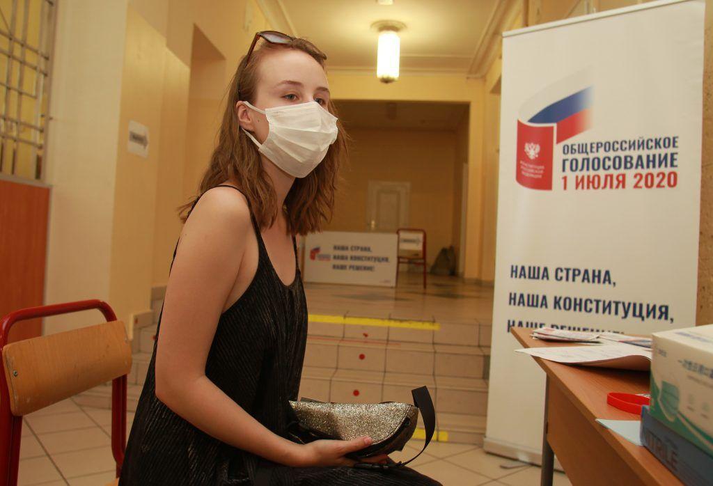 Наблюдатели не сомневаются в легитимности голосования по Конституции. Фото: Наталия Нечаева, «Вечерняя Москва»