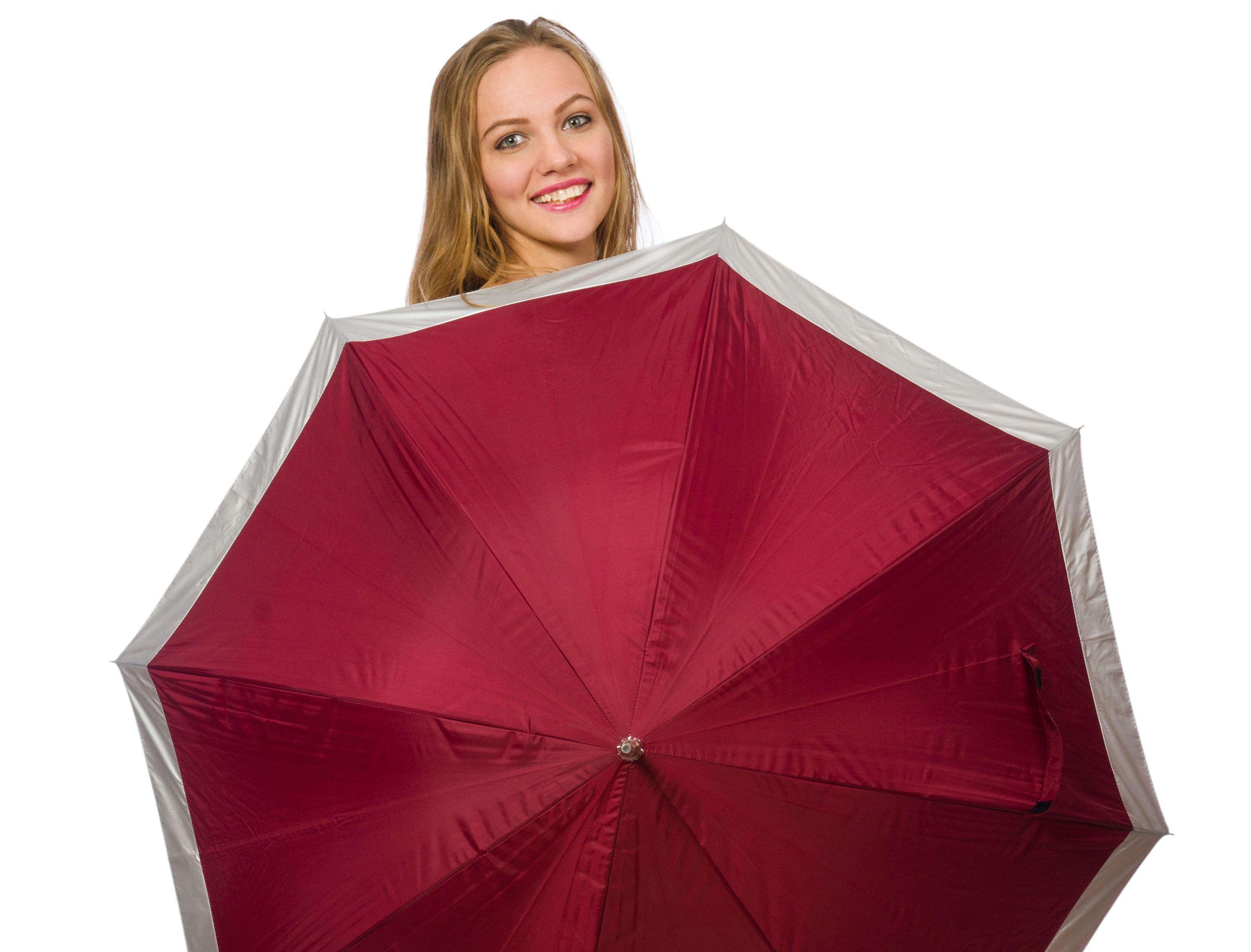 Красиво, экологично, экономно: обновляем старый зонтик