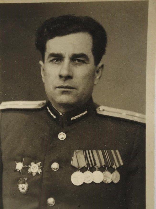Дмитрий Андреевич Балабан. Фото из личного архива Лилии Козловой