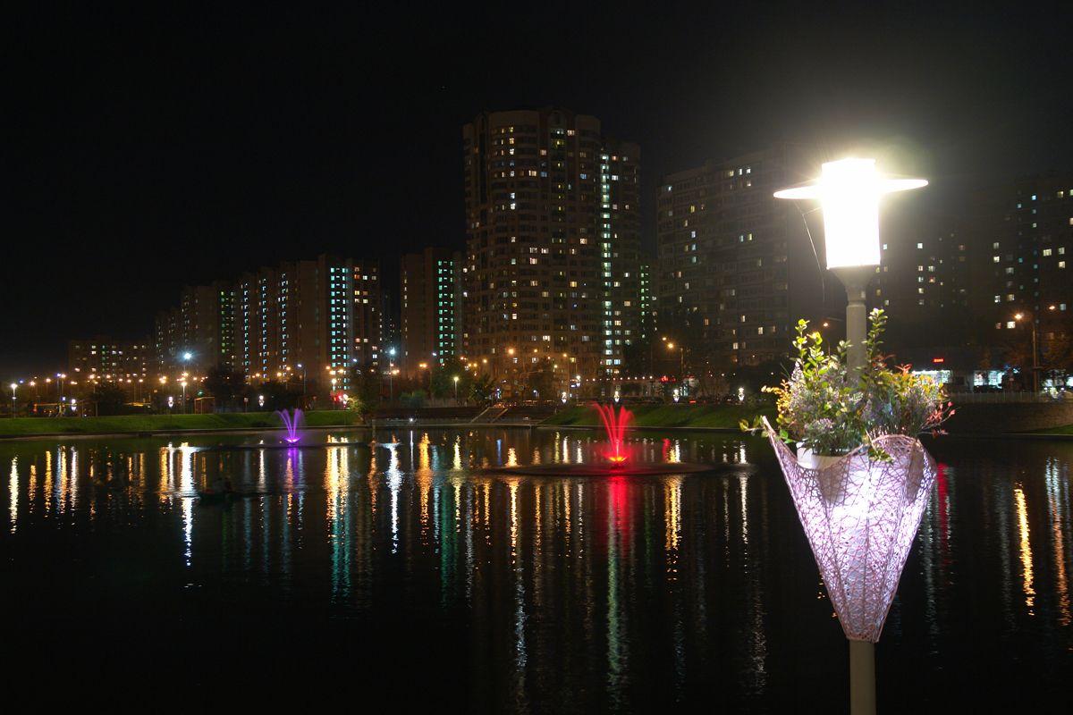 Фонари «умные» и красивые: горожанам рассказали о столичном освещении