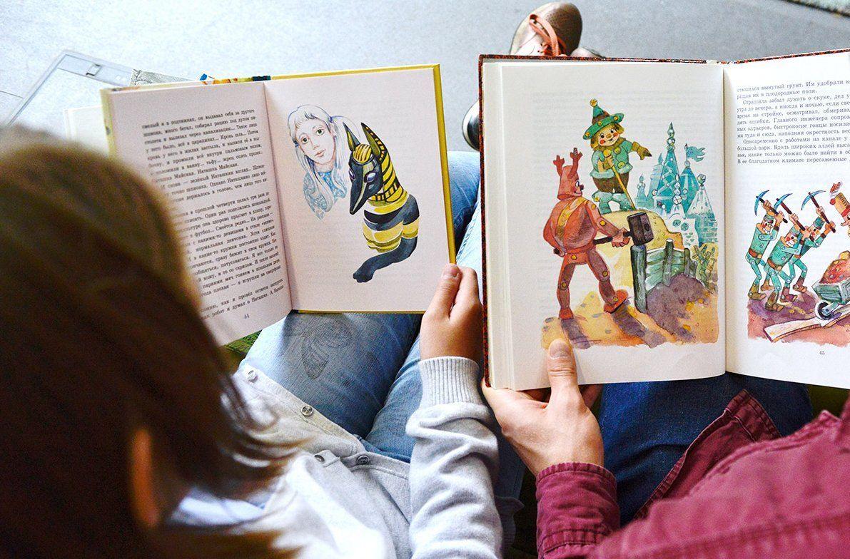 В столичных библиотеках стартовала онлайн-программа летнего чтения