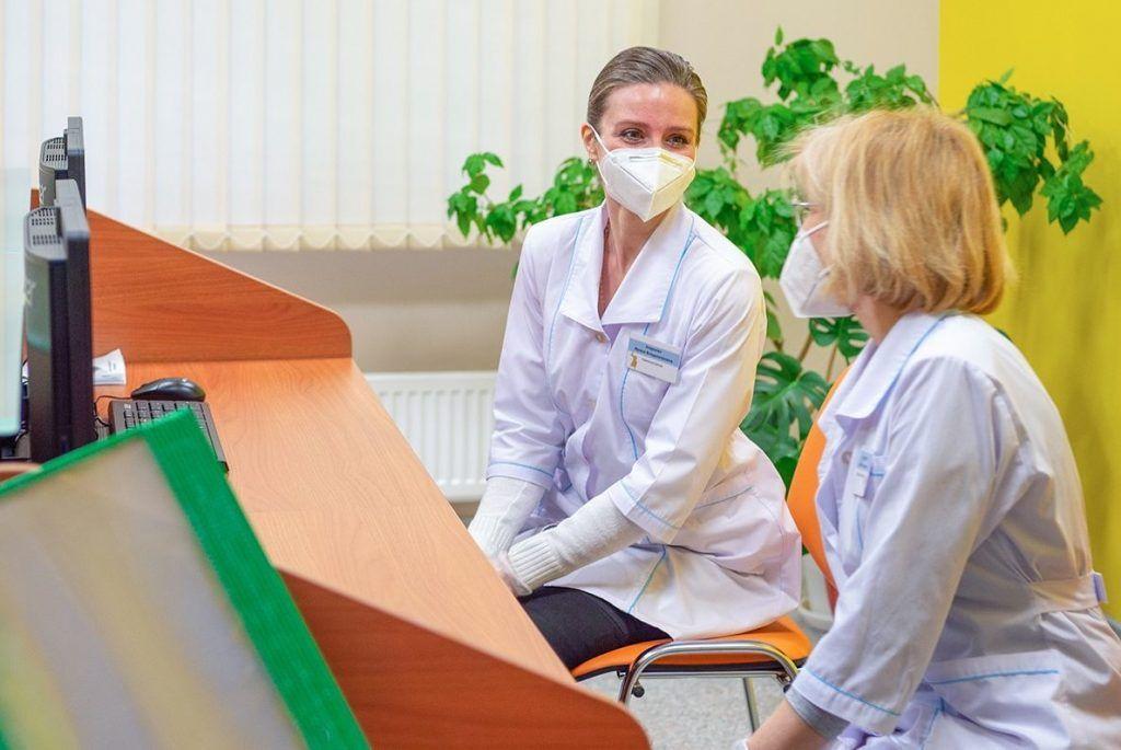 Врачи 25 поликлиник начали прием пациентов по новым адресам. Фото: сайт мэра Москвы