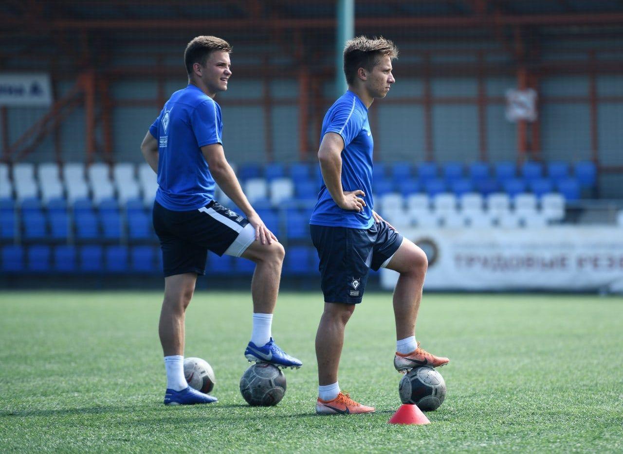 Футбольный клуб «Чертаново» признали самой дисциплинированной командой
