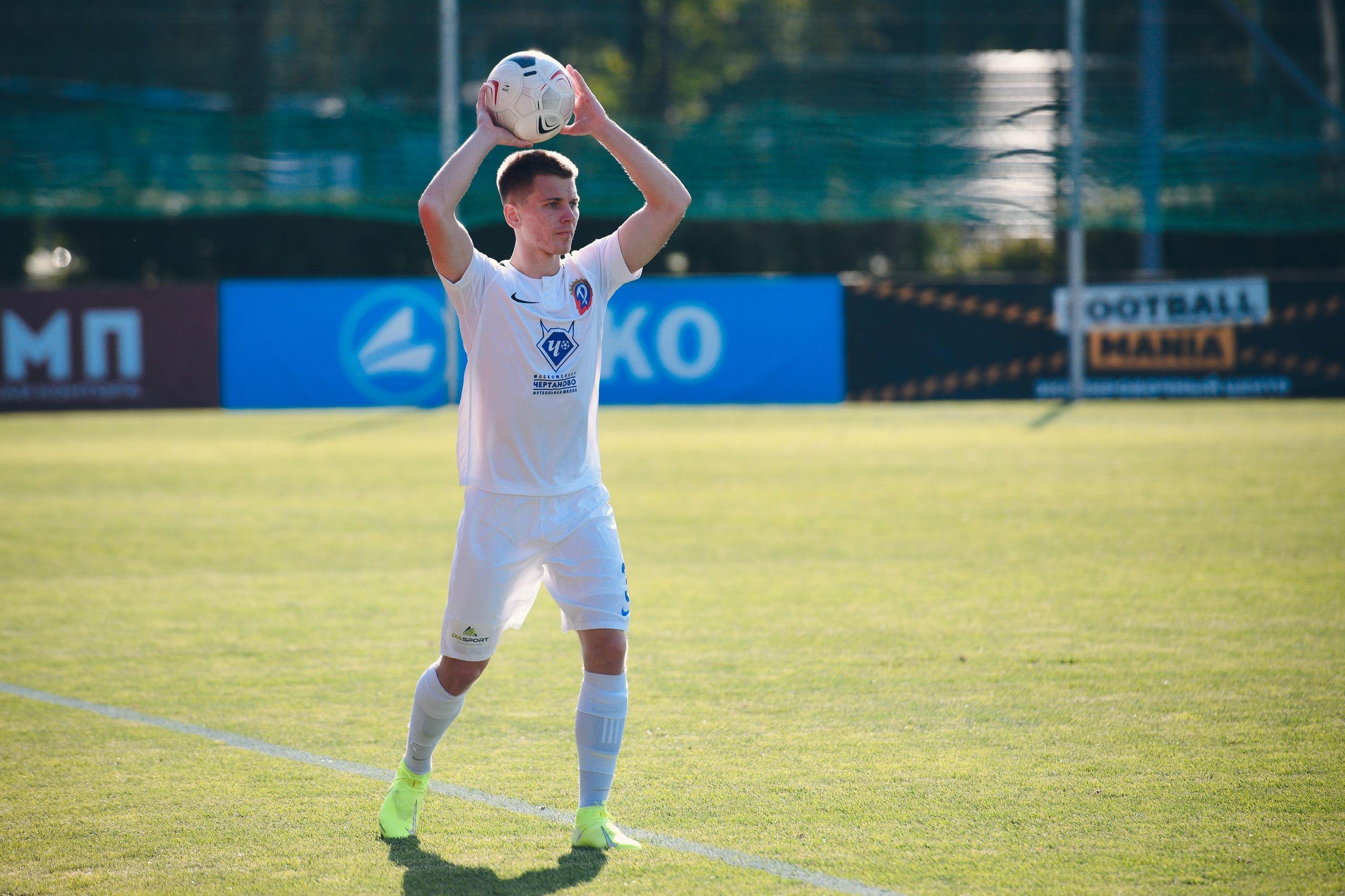 Футболисты «Чертаново» и «Торпедо» встретятся на поле