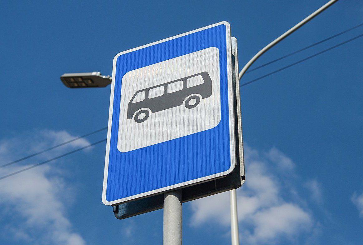 Автобусную остановку в Нагатине-Садовниках перенесли