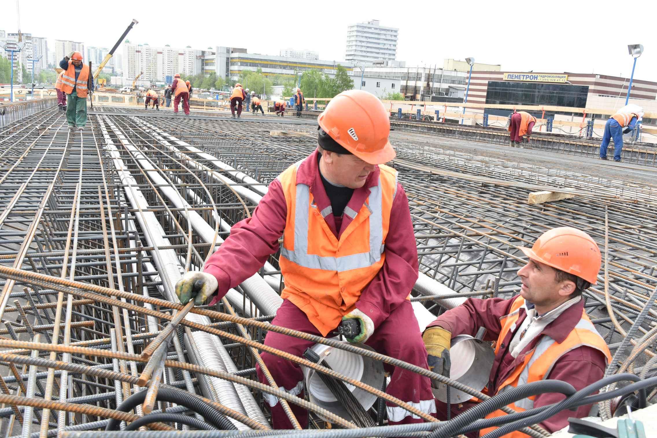 Путепровод у платформы «Жаворонки» в Москве планируют возвести к 2021 году