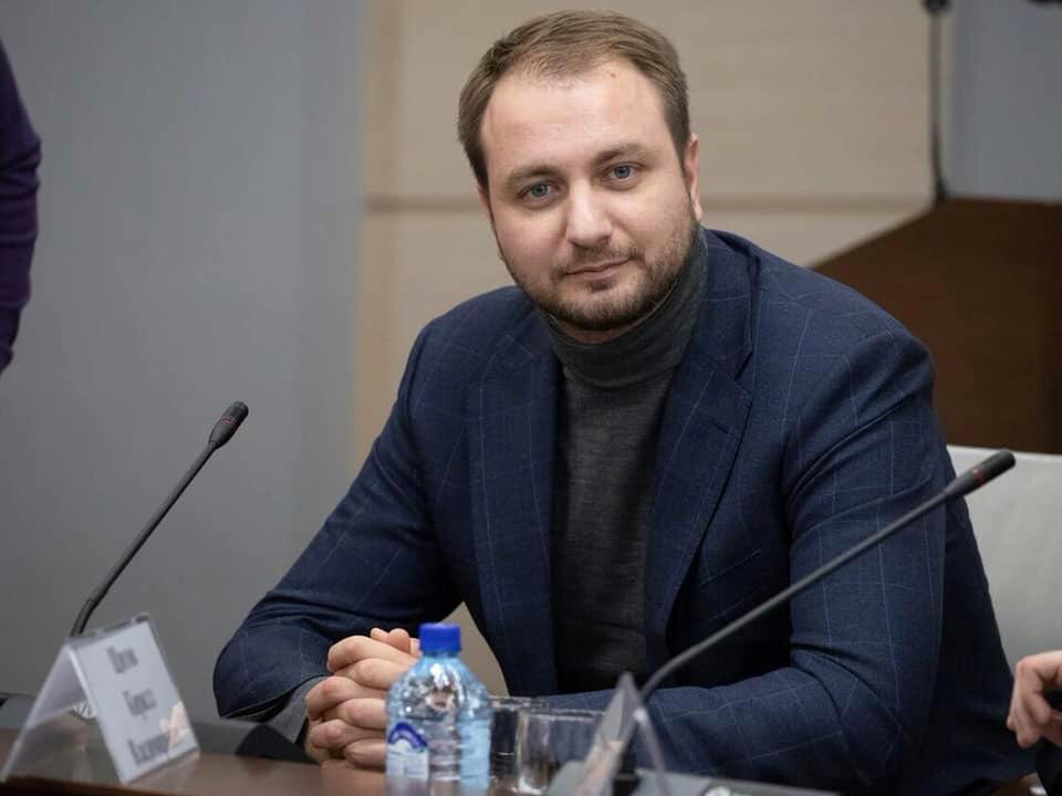 На фото депутат Московской городской Думы Кирилл Щитов