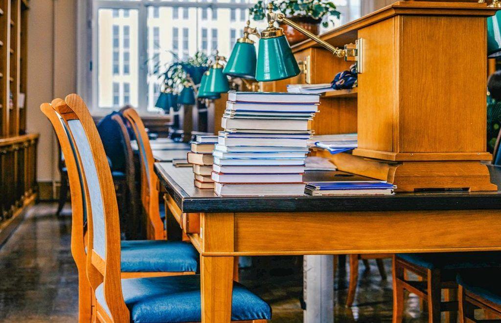 Библиотеки юга начнут принимать читателей в два этапа. Фото: сайт мэра Москвы