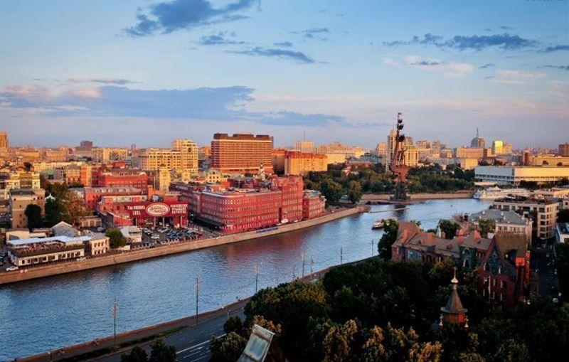 Новый пешеходный мост построят через Москву-реку