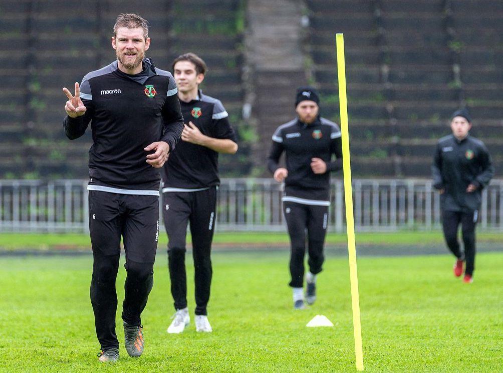 Футболисты «Торпедо» снова вышли на поле