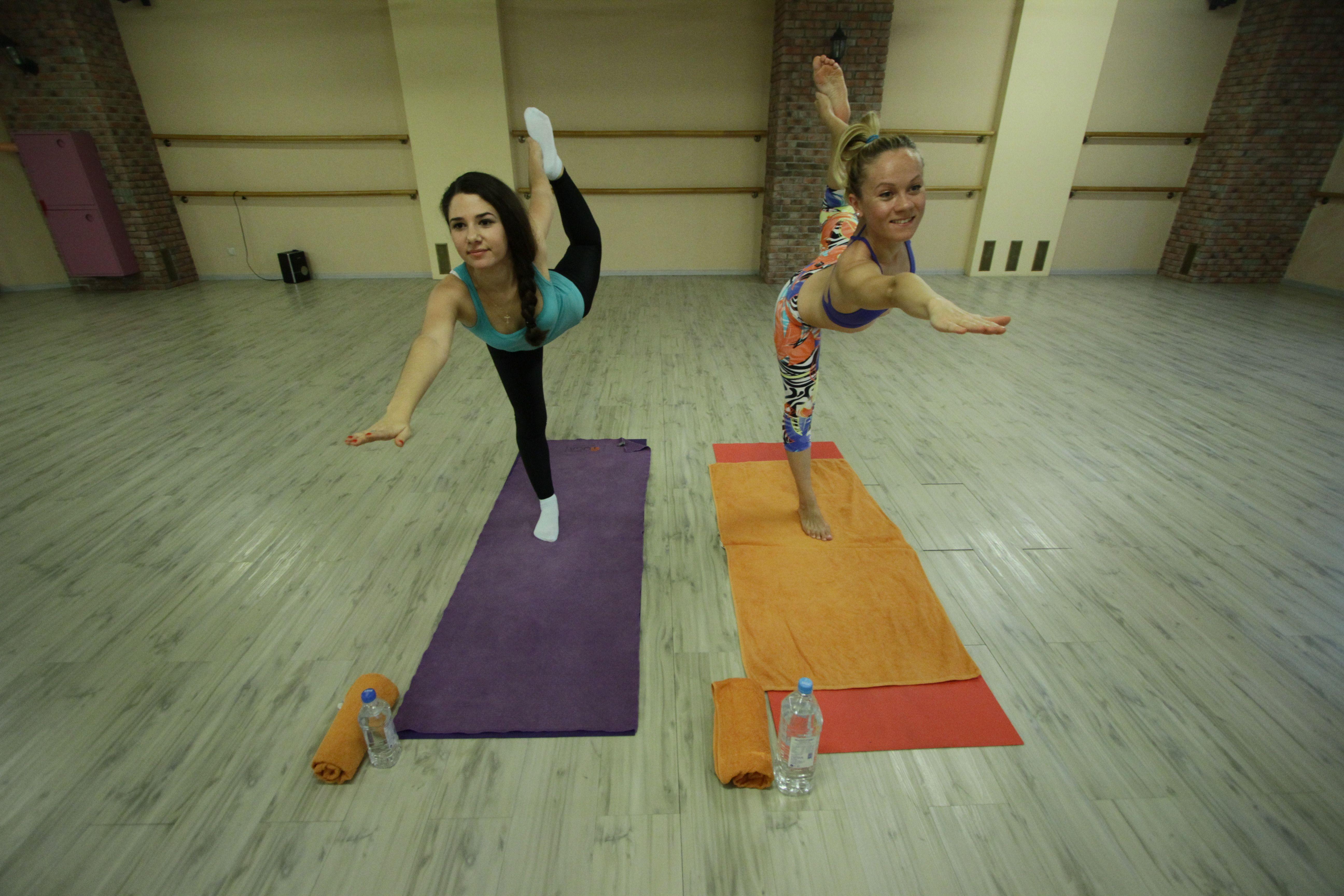 Парки Москвы продлили онлайн-тренировки и мастер-классы
