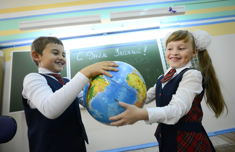 Школа-цветок на юге Москвы примет первых учеников в сентябре