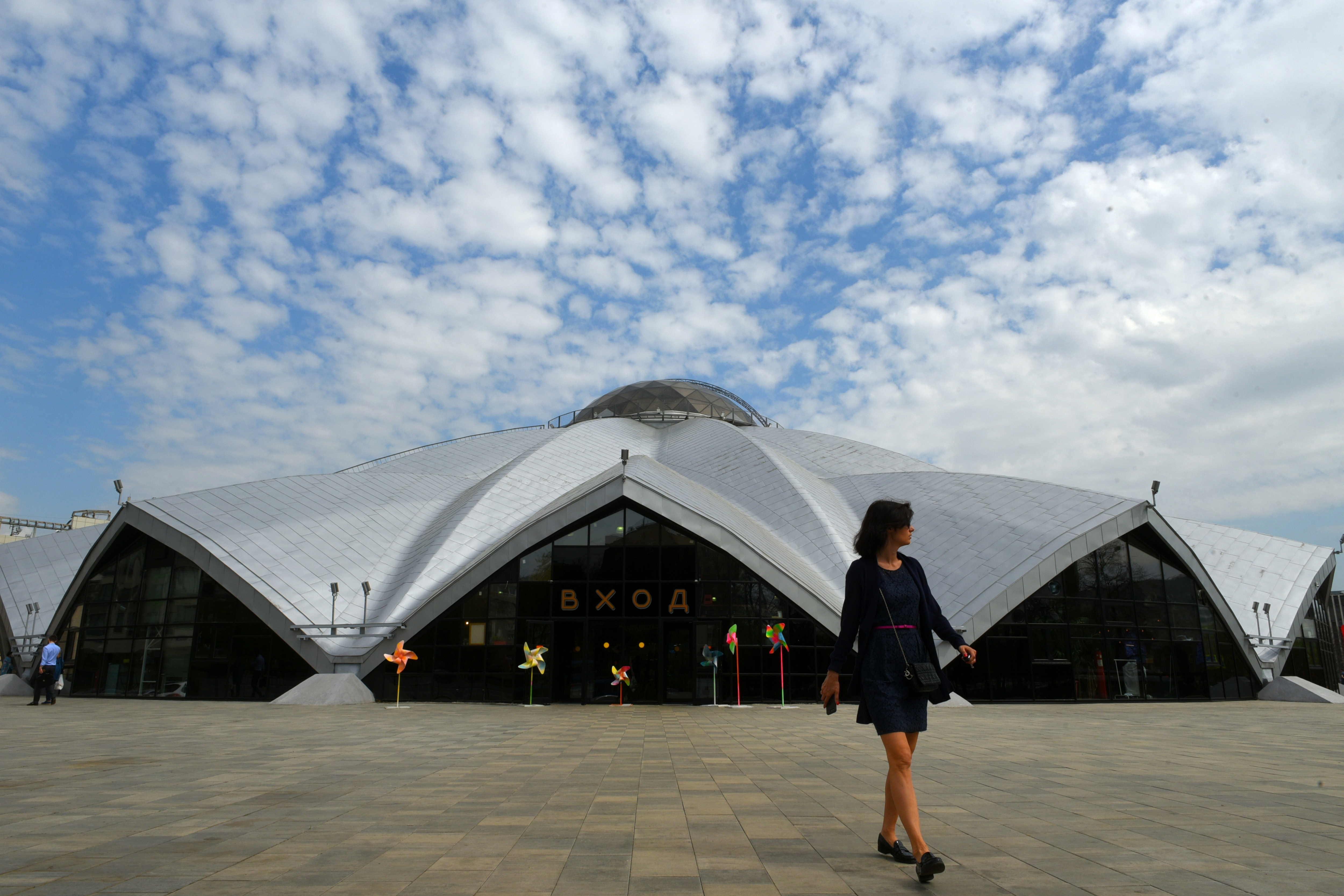 Парковочное пространство у Даниловского рынка запланировали расширить
