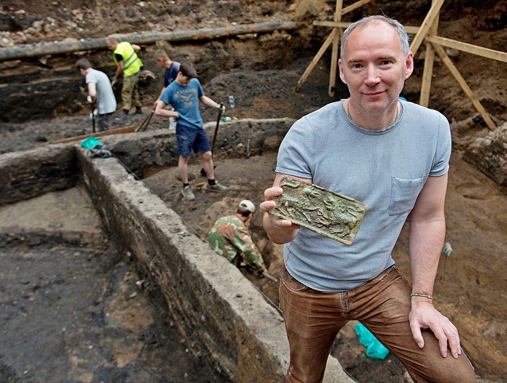 За три года отреставрировано 40 тысяч артефактов. Фото: Наталья Феоктистова