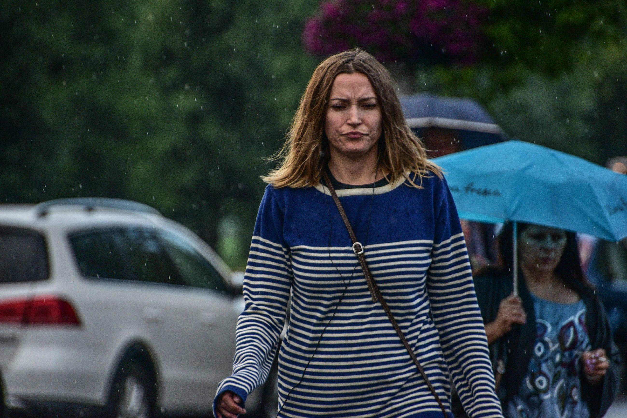 Прохладный и дождливый вторник ждет Москву