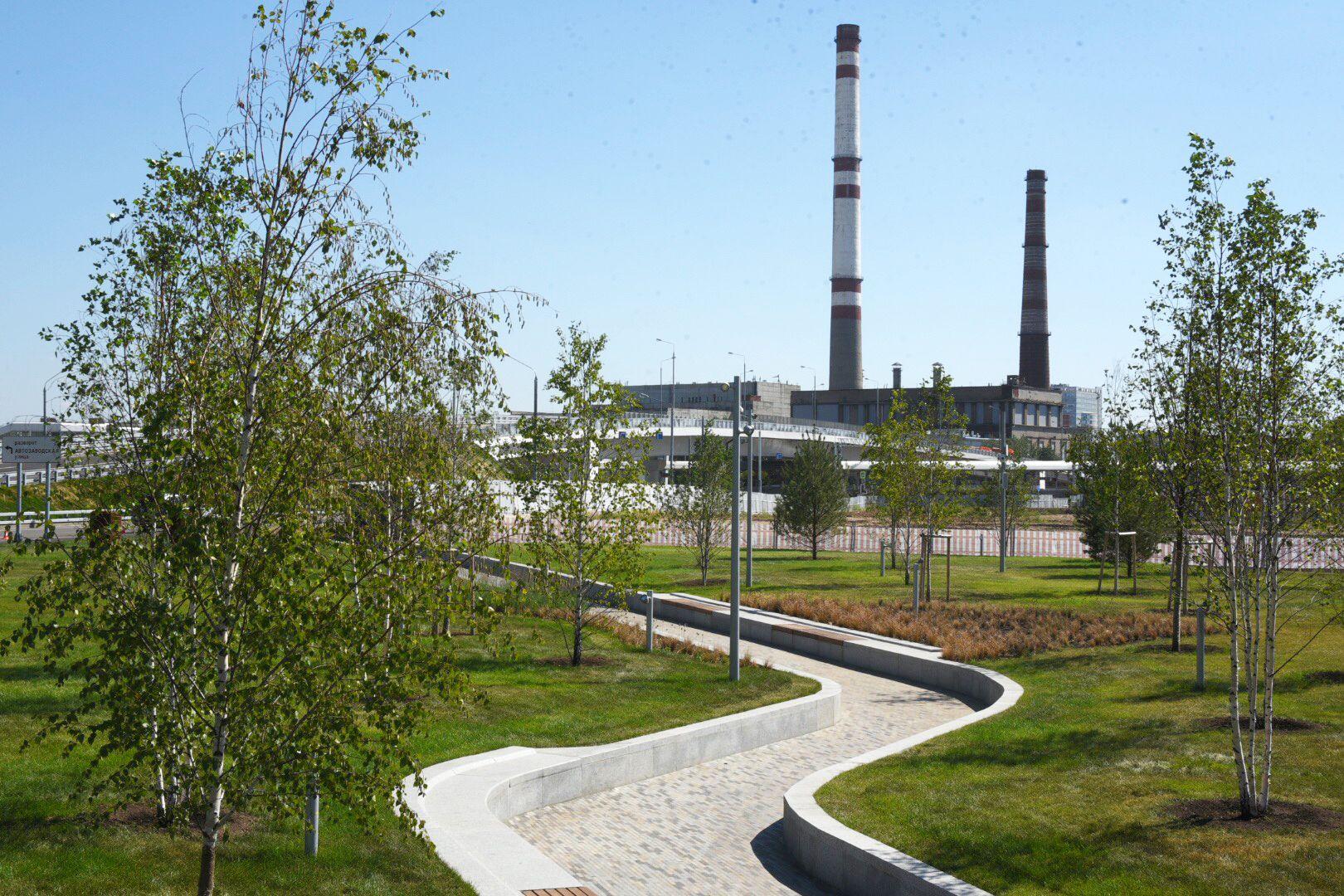 Многофункциональный комплекс с озелененной крышей появится в Даниловском районе