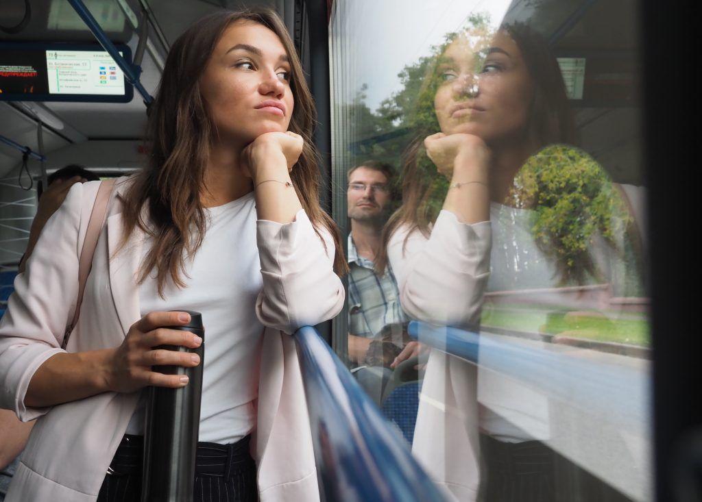 Временные автобусные маршруты появились в нескольких районах юга. Фото: Антон Гердо, «Вечерняя Москва»
