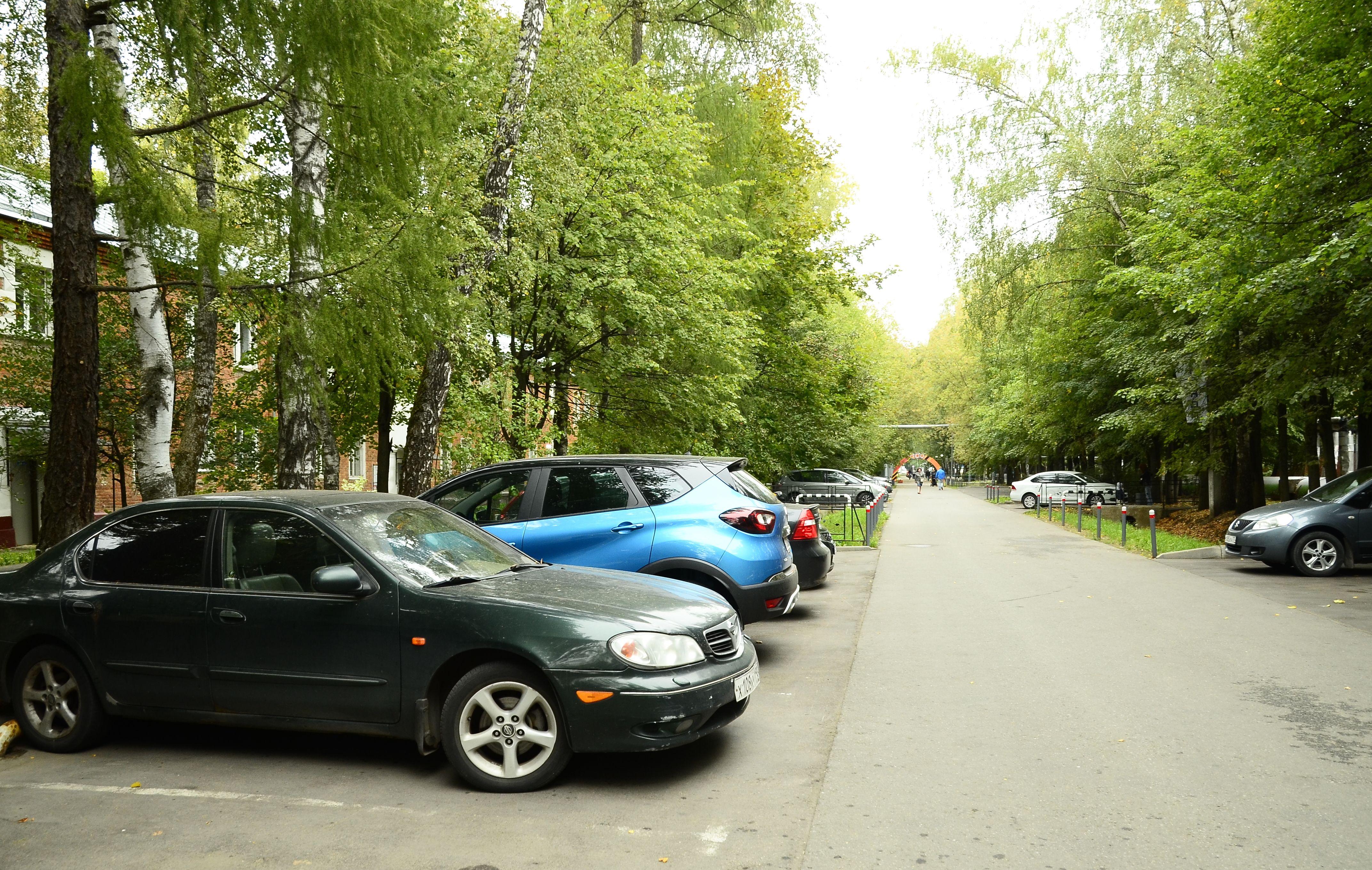 Более 13 тысяч парковочных разрешений получили и продлили москвичи во время самоизоляции