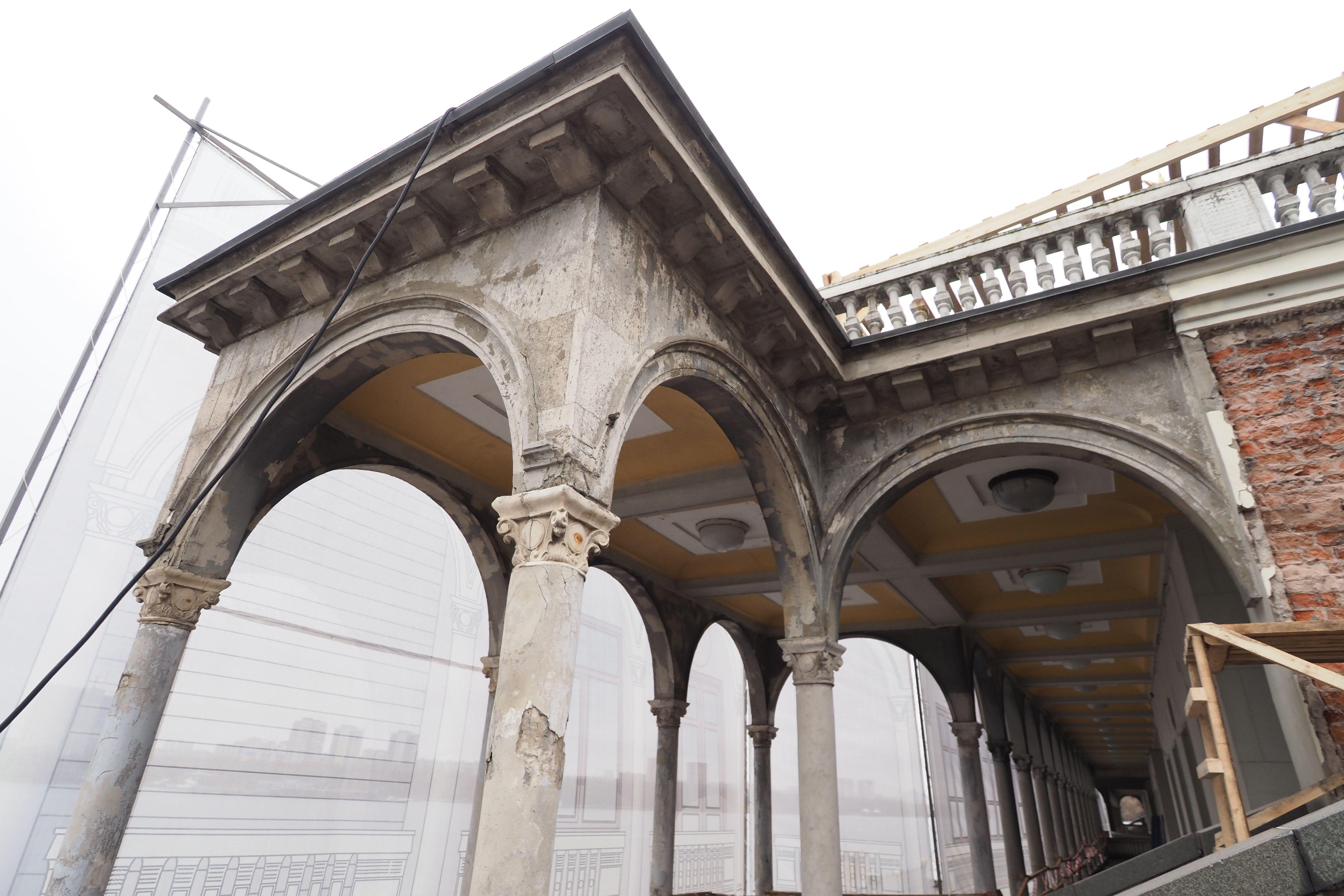 Северный речной вокзал станет знаковым объектом реставрации 2020 года
