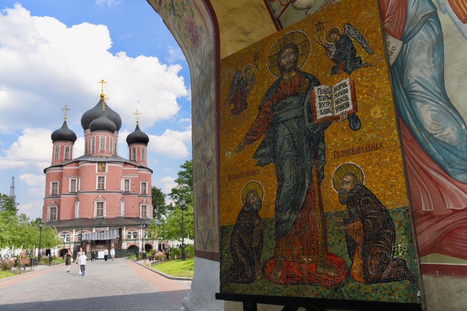 Жизнь Осипа Бове: лекция об архитекторе состоится в Донском монастыре