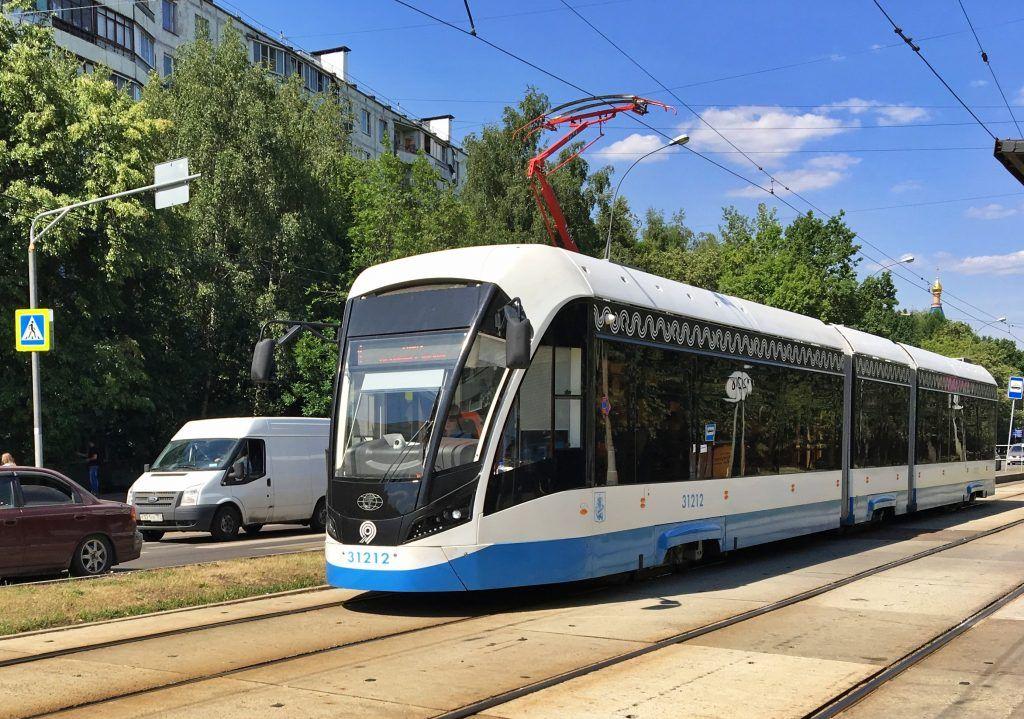 Новые маршруты и современные «Витязи»: ситуация с трамваями изменится в нескольких районах юга. Фото: Анна Быкова