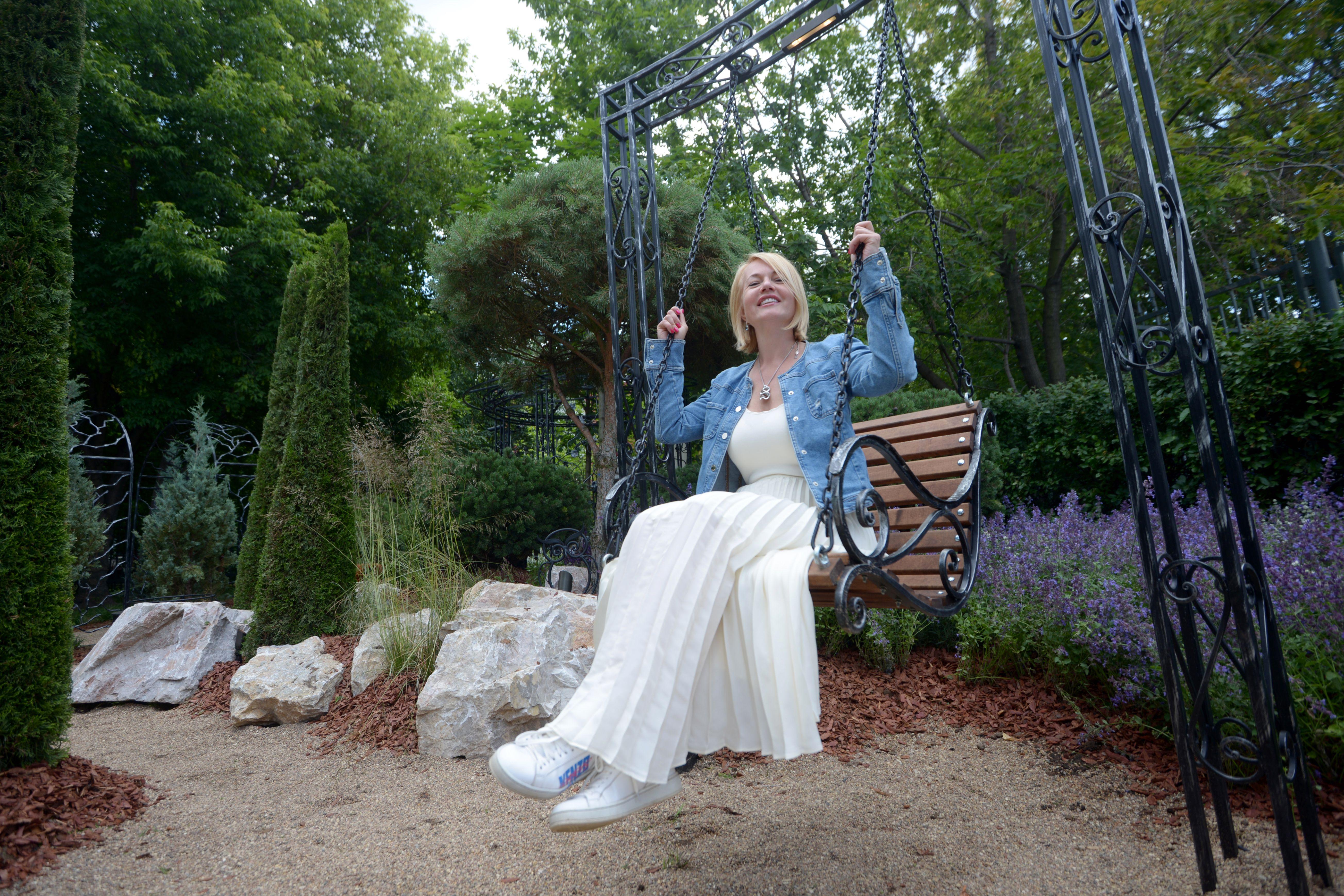 Уникальный «сад здоровья» создали на юге Москвы