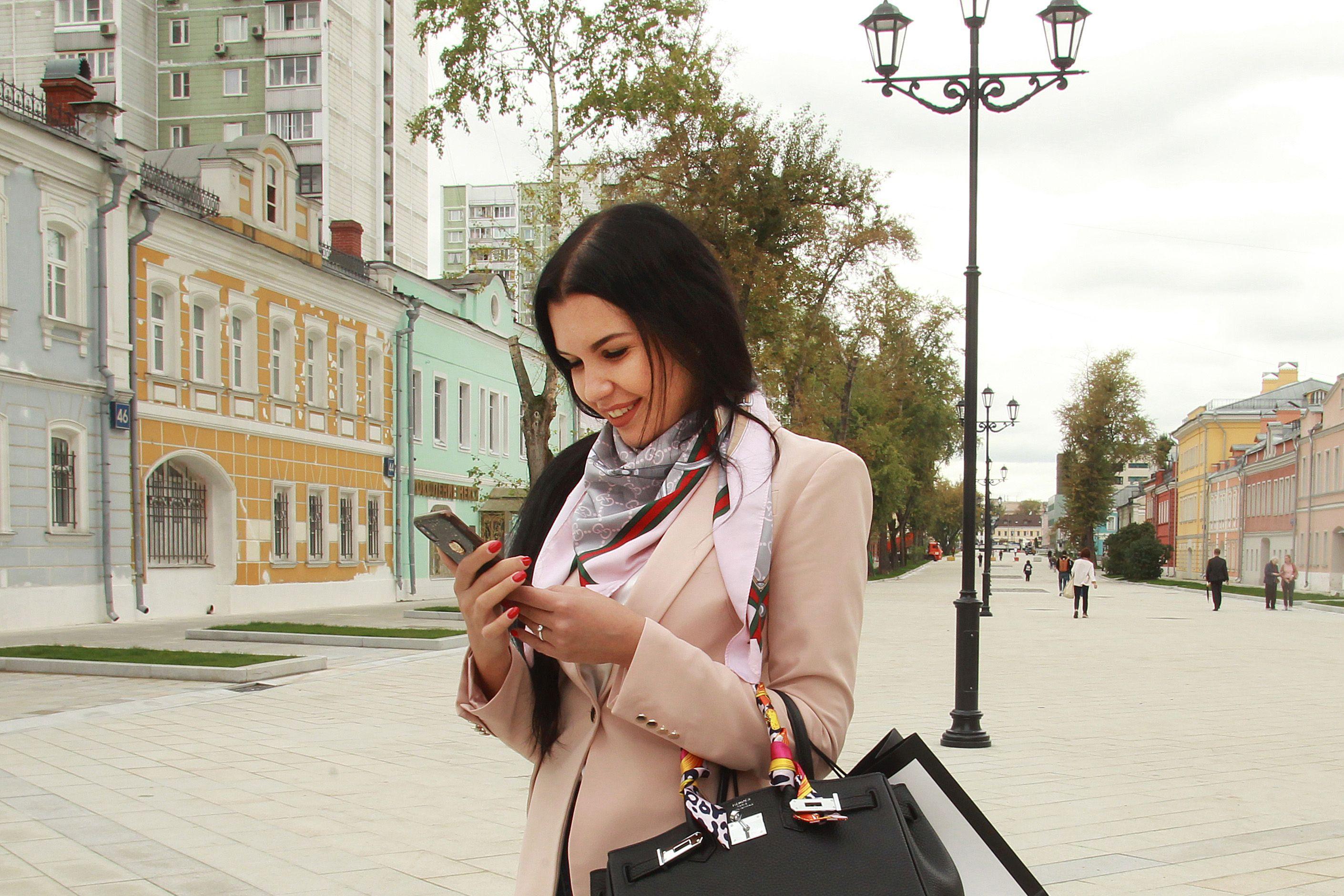 Москвичи оценили новые функции приложения «Помощник Москвы»