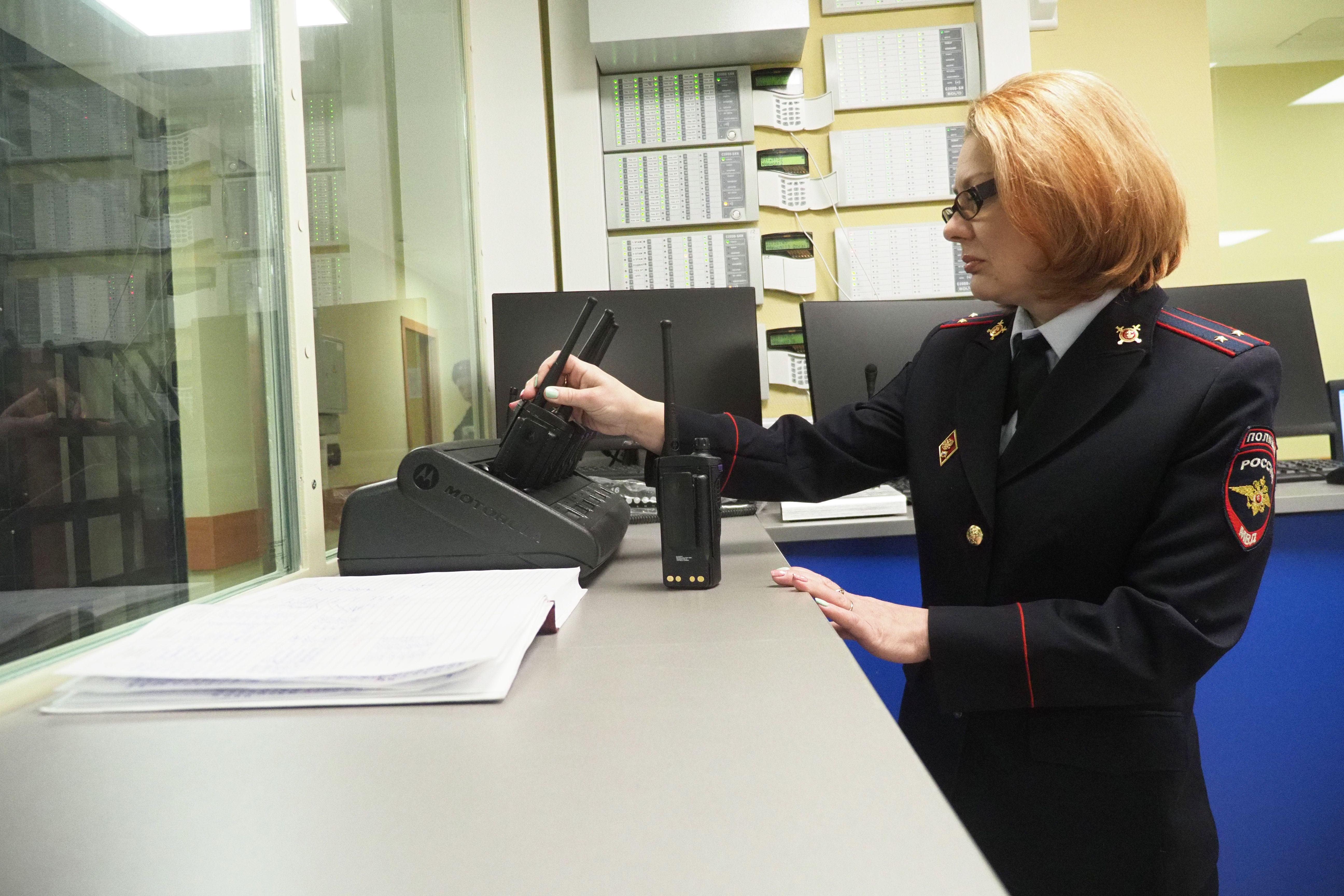 Полицейскими УВД по ЮАО задержана подозреваемая в мошенничестве