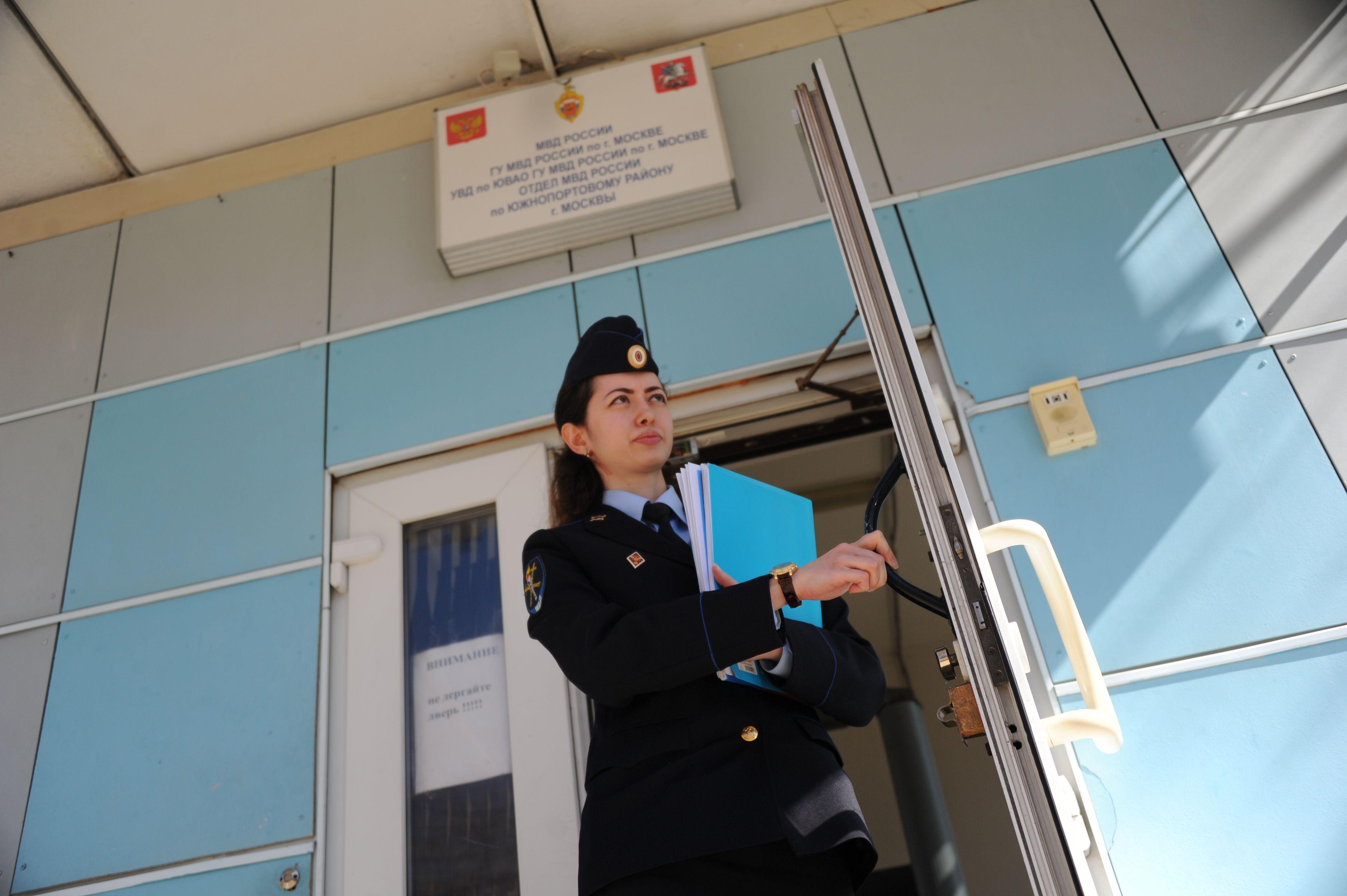 Члены Общественного совета при УВД по ЮАО ГУ МВД России по г. Москве приняли участие в акции