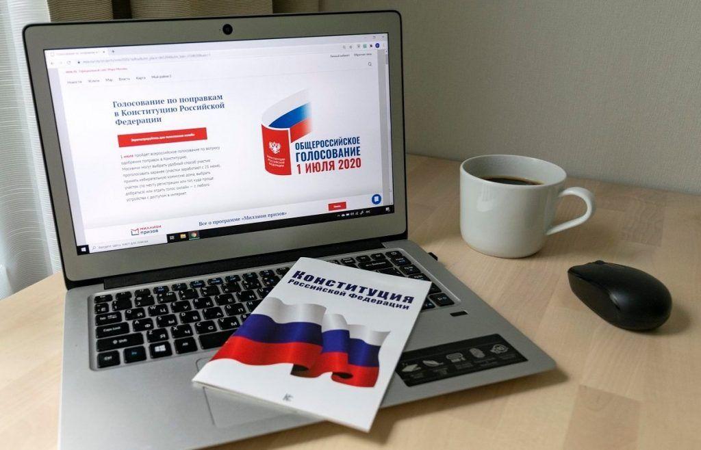 Эксперт в сфере IT: Общество неизбежно придет к голосованию исключительно в онлайн-формате. Фото: сайт мэра Москвы