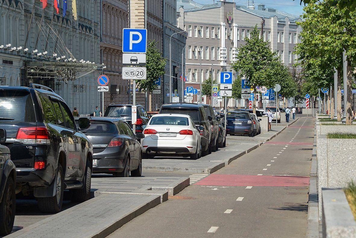 Парковка в день парада Победы станет бесплатной