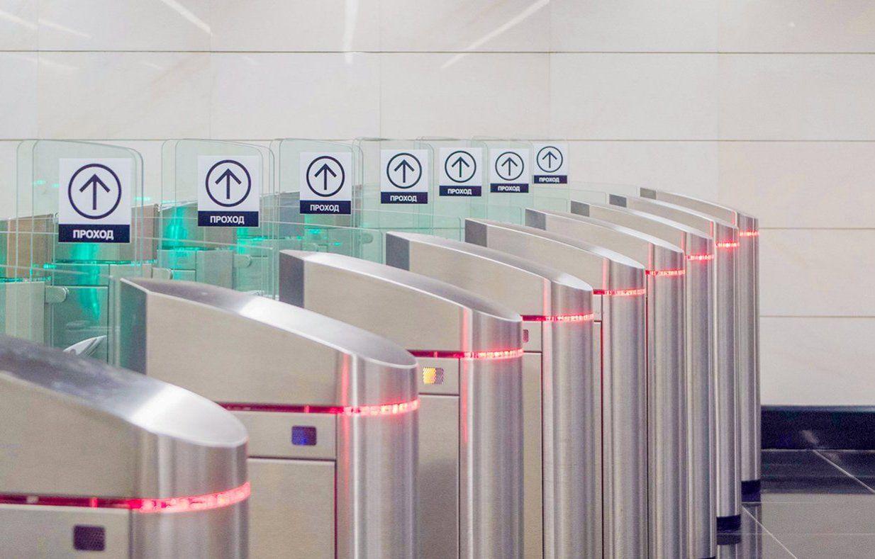 Ранее закрытый вестибюль станции «Аннино» вновь доступен для пассажиров