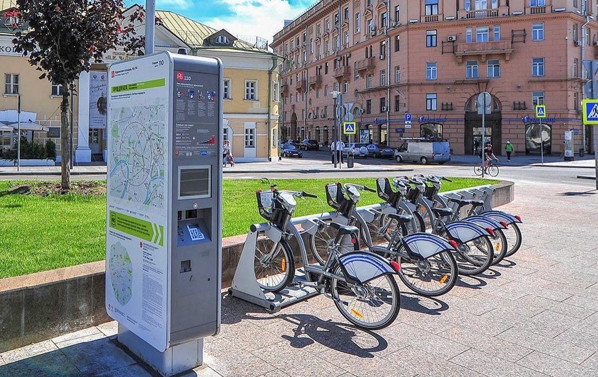 Депутат МГД Мария Киселева: В системе велопроката Москвы в день фиксируется около 67 тыс поездок