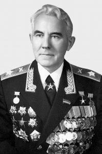 Ефим Бойчук в 1980-е годы. Фото: из семейного архива