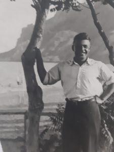 1939 год. Дмитрий Кленков. Фото из личного архива